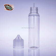 HD-HiDy 60ml PET Unicorn DIY Short Fill E Liquid Dropper Bottle